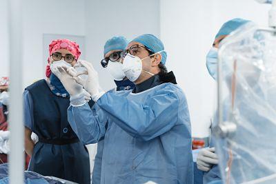 Terapia endovascular intracraneana-AngioTeam