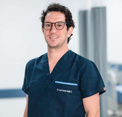 Dr. Juan Andrés Mejía Nuñez - AngioTeam