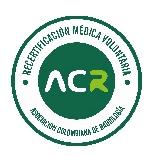 Asociación Colombiana de Radiología - ACR - AngioTeam