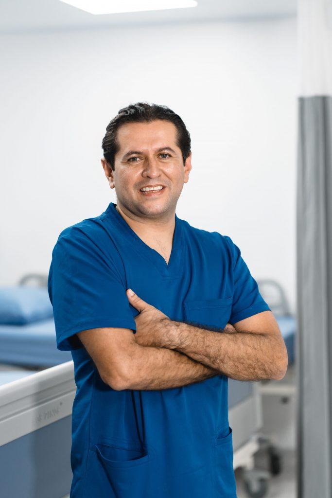 Dr. Oscar Vargas Rodríguez - Angioteam